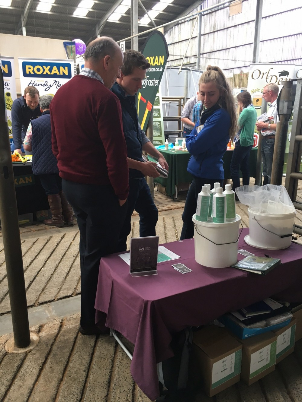 Natural Farm Health Sheep Products for Hygiene Worms Orf and Fluke