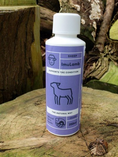 ImuLamb for watery mouth in lambs